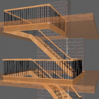 Treppen entwerfen